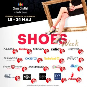 Сите попусти на едно место 👠 SHOES WEEK 👞