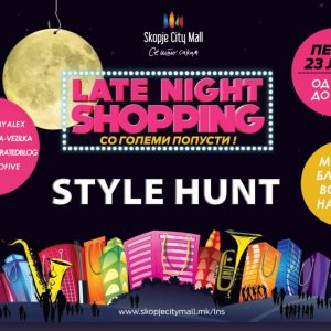 Late Night Shopping | Style Hunt – Fashion Bloggers
