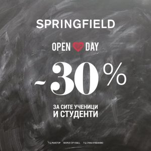 Springfield Open Day
