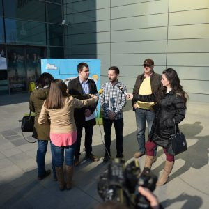 Општина Карпош во Соработка со Нула Отпад ја постави првата ЕКО ЗОНА во Skopje City Mall !