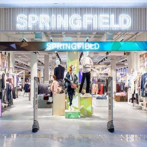 Шопинг понуда во новиот и свеж изглед на#Springfield