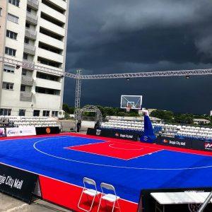 """ИЗВЕСТУВАЊЕ – Стартот на """"3х3"""" баскет турнирот одложен за 16ти јуни!"""