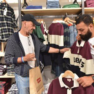 Levi's – нова продавница и колекција за есен/зима '18