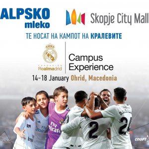 """Алпско и Скопје Сити Мол те носат на кампот на """"кралевите"""""""