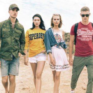 Superdry со нови модни парчиња за пролет/лето