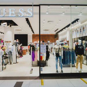 Во Skopje City Mall е отворена првата продавница Guess во Македонија