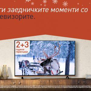 75 години инспирација во секој дом – Grundig телевизори