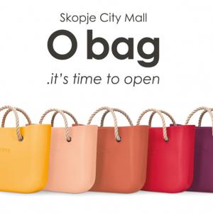 O bag наскоро во Скопје Сити Мол