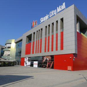 Известување за противпожарната вежба на Скопје Сити Мол на 11.05.2021