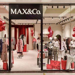 Max&Co. добродојде во Скопје Сити Мол!