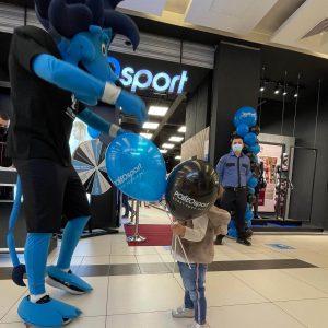"""""""Polleo Sport"""" официјално ги отвори вратите на втората продавница во Skopje City Mall"""