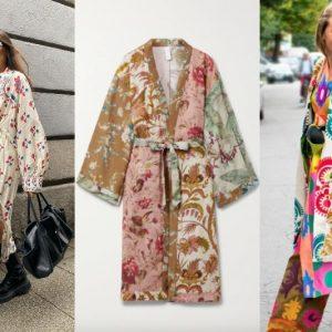 Тренд: Практични кимона за град и плажа!